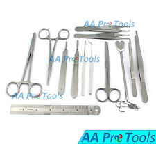 AA Pro: Student's Dissection Kit, Frog, Fetal Pig, Dissecting, Surgical Tools