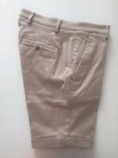 Bermuda uomo cotone Shorts pantaloni corti tg:46