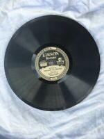 EDISON Record 51426 Rock A Bye Baby Blues And Dreamer Of Dreams