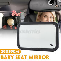 Car Baby Seat Inside Mirror View Back Safety Rear Ward Facing Care Child