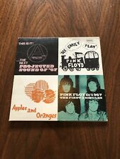 Pink Floyd - 1967: The First 3 Singles, 1997 UK Issue
