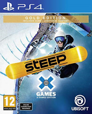 Steep X Games Gold Edition PS4 Game GAME NEW