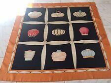 Foulard Bulgari di Davide Pizzigoni  silk soie seta seda seida 100%