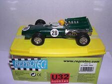 REPROTEC 5043 VE SLOT CAR MCLAREN F1 #28 VERT MB