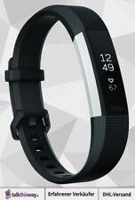 Fitness Tracker Alta HR Schwarz Gr. L (Fitbit Alta HR black)