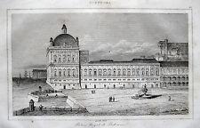 LISBOA LISSABON PRAÇA DO COMÉRCIO 1846 PALAIS ROYAL VUE DE LISBONNE LISBON VIEW