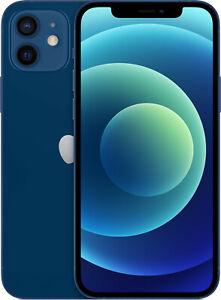 """Apple iPhone 12 64GB Blau Blue 5G 6,1"""" A14 Bionic IOS Smartphone A2403 EU NEU"""