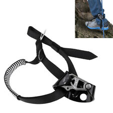 New listing LEFT Foot Ascender Rock Climbing Tree Rigging Arborist Caving Rescue Gear Device