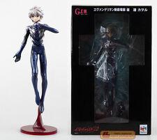 """Anime G.E.M. EVA Q Evangelion 2.0 Kaworu Nagisa 7"""" pvc Figure Statue Gift Toy"""