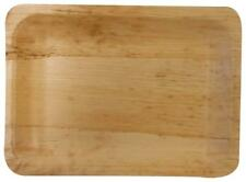 New listing Bamboo Studios 8-Inch by 5-3/4-Inch Rectangle Plate, 8-Pack, Natural