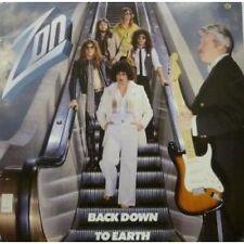ZON - Back Down To Earth - EPC 83860 - Vinyl