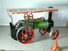 "Vintage - Mamod Steam Traction Engine ""TE1"" 1960's + Boxed"