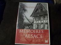 """DVD """"MEMOIRES D'ALSACE"""" documentaire"""