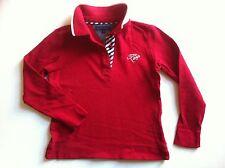 Tommy Hilfiger! schickes Polo rot, Logo Stickerei! TOP! Gr. 4 Jahre oder 104cm