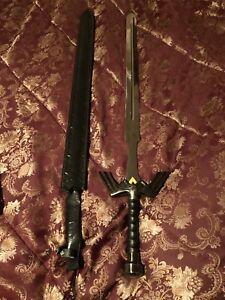 """Legend of Zelda 45"""" Master steel sword With scabbard"""
