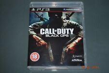 Call of Duty Black Ops PS3 Playstation 3 ** GRATIS UK FRANQUEO **