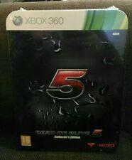 Dead or Alive 5 Collector's Edition Microsoft Xbox 360 Pal Ita Nuova New