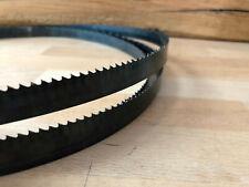 Bandsägeblätter Flexback gehärtet von 3500mm-5500mm Breite 16mm 6/4ZpZ