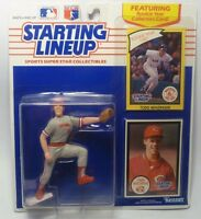 1990  TODD BENZINGER - Starting Lineup - SLU - Sports Figurine - Cincinnati Reds