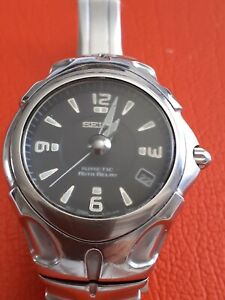 SEIKO KINETIC AUTO RELAY WATCH LOVELY CONDITION.