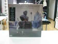MY CHEMICAL ROMANCE 2LP + DVD EUROPE MAY GEATH NEVER STOP YOU 2014 GATEFOLD