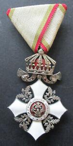 Order of Civil Merit 5th class - Kingdom of Bulgaria