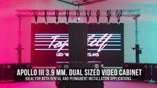 NEW 2019 3.9mm LED Video Wall Panel - NOW TWICE THE SIZE! -CALIFORNIA COMPANY-