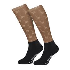 Giraffe LeMieux Footsies Adults Socks