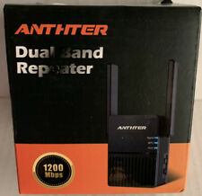 Anthter Dual Band Repeater 1200Mbps