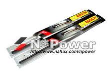BOSCH AEROTWIN WIPER BLADE PAIR for FORD FALCON FG XR8 Ute 08-11 V8 5.4L BOSS