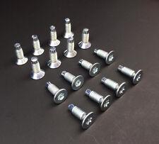16 Each Jeep Wrangler TJ YJ CJ Windshield Frame Torx Screws / Bolts / Fasteners