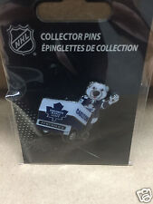 Toronto Maple Leafs Team Mascot Carlton on Zamboni Hockey Pin - NHL Licensed