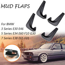 Mud Flaps Mudguard Splash Guards Mudflap For BMW E30 E46 E90 F30 G20 M3 E34 E60