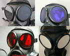 S10 Gas Mask Lenses / Outserts - Black - Blue - Red - Green - Blue