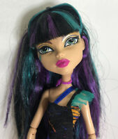 Monster High Creepateria Cleo De Nile Daughter Of The Mummy Doll
