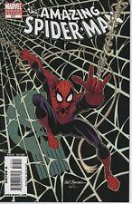 MARVEL COMICS AMAZING SPIDER-MAN 577b NM SAL BUSCEMA COVER VARIANT JAN 09