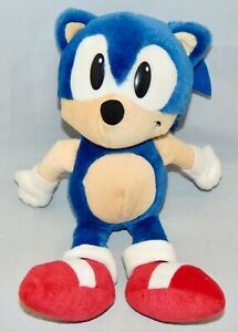 "1993 Caltoy Sega 13"" Sonic The Hedgehog Plush"