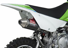 Yoshimura RS2 Comp Carbon Fiber Exhaust Muffler Full System KLX110 02+ Pitbike