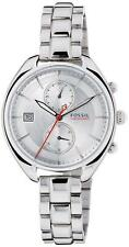 New Fossil  Land Racer Chronograph Stainless Steel Women Watch 39mm CH2975 $165