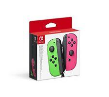 Joy-con Pair - Neon Green/neon Pink (Nintendo Switch) |