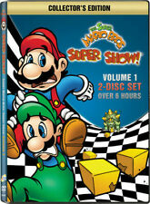 The Super Mario Bros Super Show! Volume 1 [New DVD]