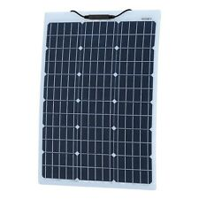 60W Reinforced semi-flexible solar panel with ETFE coating (German solar cells)