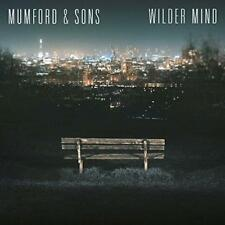 "Mumford And Sons - Wilder Mind (NEW 12"" VINYL LP)"