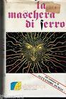 La Maschera di Ferro (1986) VHS Videobox 1a Ed. - Rarissima