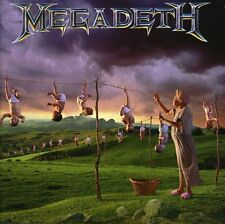 Youthanasia - Megadeth (2004, CD NIEUW) Remastered