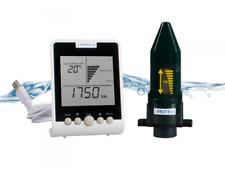 Füllstandsanzeige Zisterne, Regenwassertank & separates Funk-Display: EcoMeter S