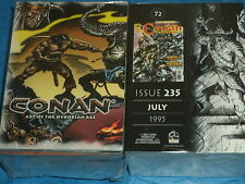 CONAN 'Art Of The Hyborian Age Complete Base Set Fantasy of 72 Art Trading Cards