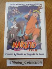 DVD MANGA ** Naruto Le film : Mission spéciale au Pays de la Lune ** VF FR
