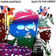 Curtis Mayfield - Back To The World [New Vinyl LP]