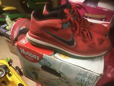 best service 4d3a1 d0fed Lebron 9 Low IX Air Max Nike Liverpool Sz 11.5 Red Green James